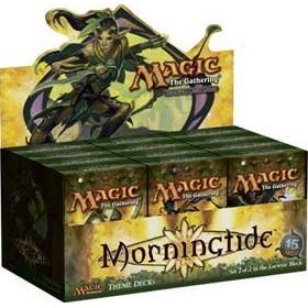 Lorwyn Theme Deck - Magic the Gathering: MTG Lorwyn: Morningtide Theme Deck Set (ALL FOUR THEME D...