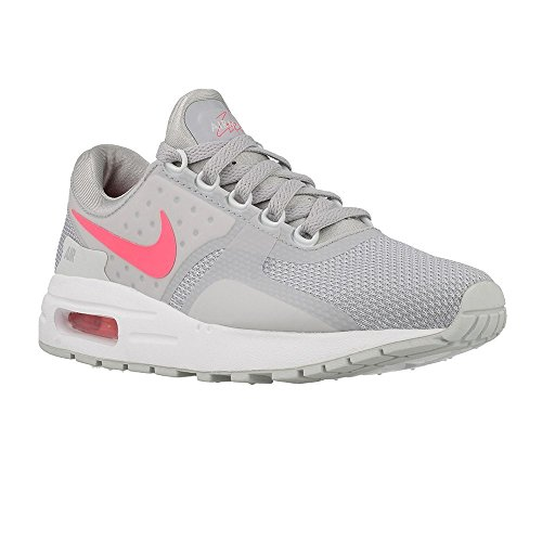 buy online d86ad 8c423 Galleon - Nike Air Max Zero Essential GS Running Trainers 881229 Sneakers  Shoes (6 M US, Grey-pink-white 003)