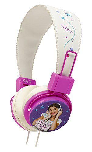 Smoby Violetta 27222 Casque Traditionnel Filaire