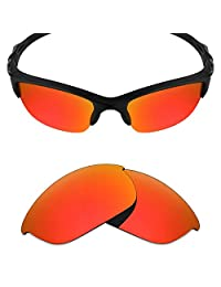 MRY Polarized Replacement Lenses for Oakley Half Jacket 2.0 Sunglasses - Options