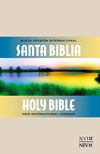 NVI/NIV Biblia bilingue (Spanish Edition)