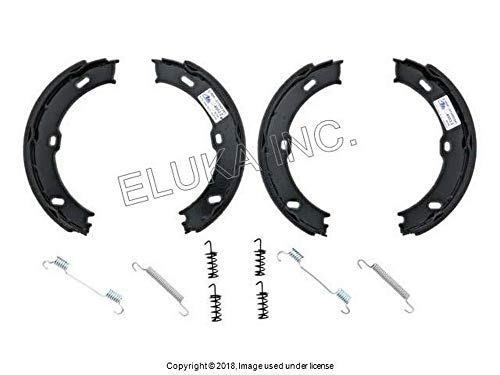 Mercedes Benz Parking Brake Shoe Set