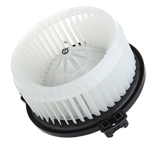 wer Motor ABS w/Fan Cage Air Conditioning HVAC Replacement fit for 2001-2005 Acura EL/2001-2005 Honda Civic/2002-2006 Honda CR-V/2003-2011 Honda Element ()