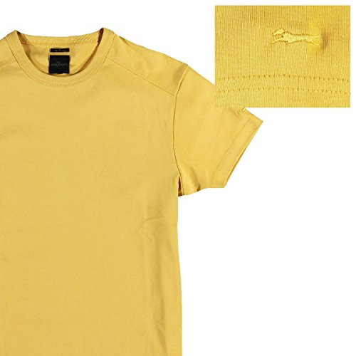 "engbers Herren T-Shirt ""My Favorite"", 23820, Gelb"