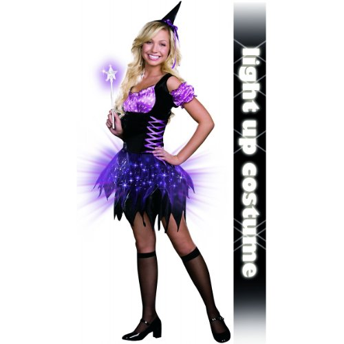 Switch Witch Costume - Teen X-Small -