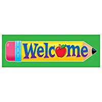 TREND enterprises, Inc. Welcome Pencil Bookmarks, 36 ct