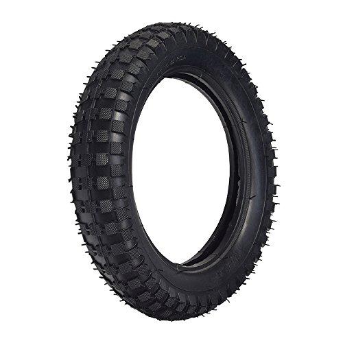 AlveyTech 12-1/2 x 2-3/4 Dirt Bike Tire for the Razor MX350 & MX400