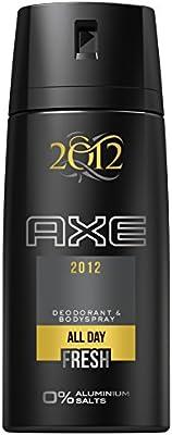 Domestos Axe Desodorante Spray 2012 Final Edition sin aluminio 150 ...