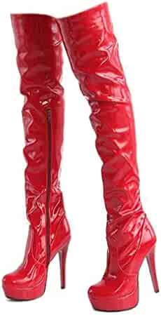 67ca3cfdfaa4f Shopping 3.5 - Over-the-Knee - Boots - Shoes - Women - Clothing ...