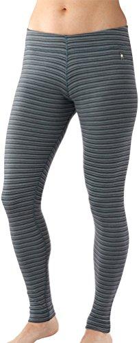 [해외]스마트 울 여성용 NTS Mid 250 Pattern Bottom (Sea Pine Heather) X-Large/Smartwool Women`s NTS Mid 250 Pattern Bottom (Sea Pine Heather) X-Large