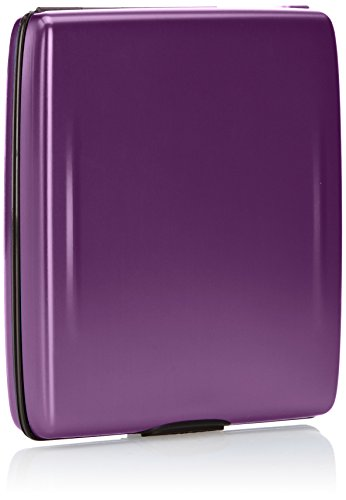Tru Virtu Tru Wallet Men's Beluga Purple Rain Virtu Aluminium q5ZgSxwSR