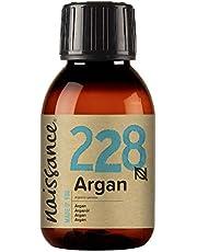 Naissance marockansk arganolja 100ml - Ren och naturlig, anti-aging, antioxidant, vegan, hexan-fri, ingen GMO