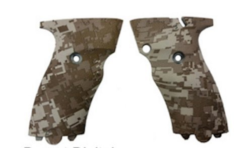 Cheapest Prices! HI Point Firearms Hydro-Dipped Grips For HP380/9 Desert Digital Camouflage