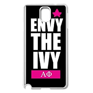 Samsung Galaxy Note 3 Cell Phone Case White_Alpha Phi Envy The Ivy Cogpk