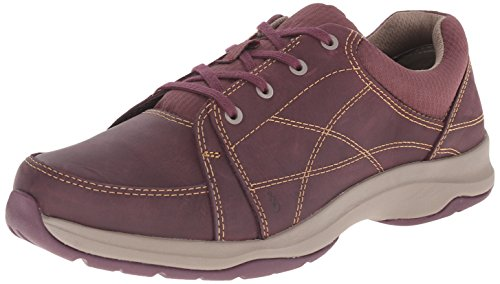 Ahnu Womens Taraval Walking Shoe Vintage Port