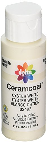Delta Creative Ceramcoat Acrylic Paint in Assorted Colors (2 Ounce), (Delta Ceramcoat Paint)