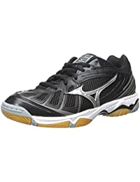 Womens Wave Hurricane WOMS BK-SL Volleyball Shoe