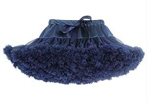 Skirt For Girls Navy Blue