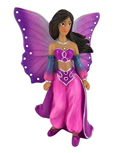 (GlitZGlam Arabella The Beautiful Miniature Fairy for Your Fairy Garden/Miniature)