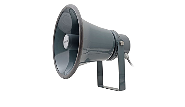 8 Weatherproof PA Speaker w// Transform