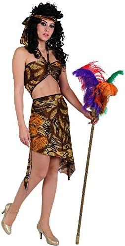 Stamco Disfraz Jane Compañera de Tarzán: Amazon.es: Juguetes y juegos