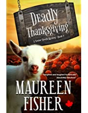 Deadly Thanksgiving: A Senior Sleuth Cozy Mystery - Book 2