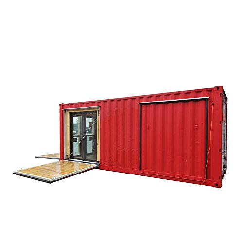 Weizhengheng Easy Install Prefabricated Container House 20FT
