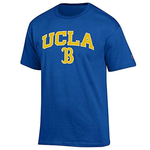 UCLA Bruins TShirt Varsity Blue - L (Ucla Fan Bruins)