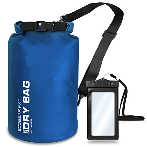 EcoGear FX Heavy Duty Waterproof Dry Bag Voyager Series