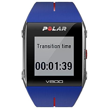 Polar Pulsómetros V800 Hr Noir Uni