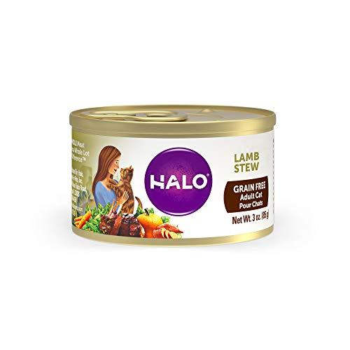 Halo Spot'S Stew Wholesome Lamb Food, 4.5 Lb./3 Oz.