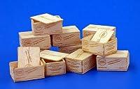 プラスモデル 1/35 アメリカ 煙草 輸送用木箱 タイプ1 レジンアクセサリー CP350479の商品画像
