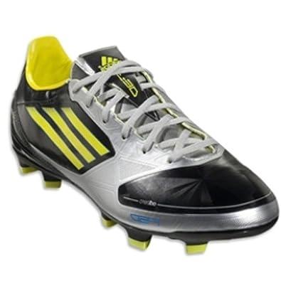 c7a5f265b03 ... reduced adidas adizero f30 trx fg soccer cleats shoe black lime silver  men 7ac9c ffff2