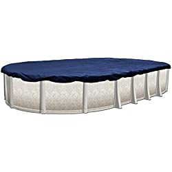 In The Swim 10-Year 16 x 32 ft Oval Pool Winter Cover