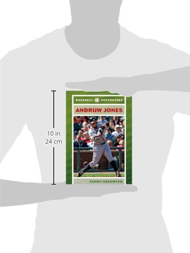 Andruw Jones (Baseball Superstars (Paperback))