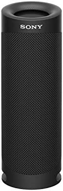 Sony SRSXB23/B Additional BASS Transportable Bluetooth Speaker (Renewed)