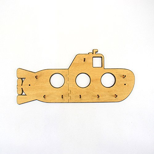 Amazon.com: Submarine Wall Hook,Personalized, Custom, Cute Gift ...