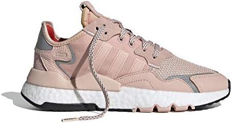 adidas Damen NITE Jogger W Sneaker Pink