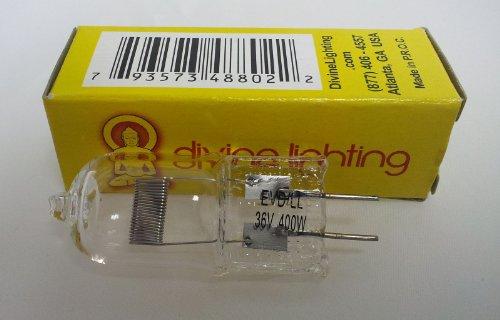 (6 Qty. Divine Lighting LC-150 120v 150w Bulb LC150 GX6.35 Lamp)