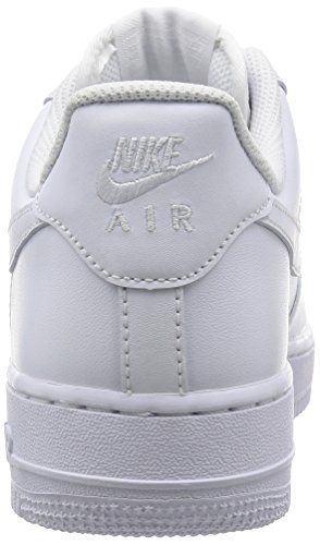 Herren Force Top '07 Low Air NIKE 1 Weiß vwdq4vE