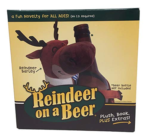 (Reindeer on a Beer by Reindeer on a)