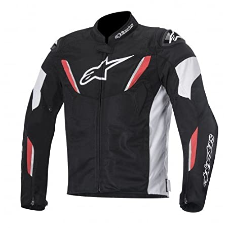 2X-Large Black Alpinestars T-GP R Air Mens Street Motorcycle Jackets