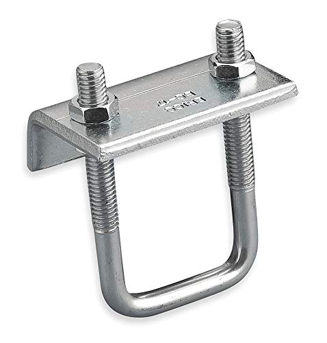 Caddy Channel-to-Beam Beam Clamp, Electro-Galvanized Steel - BC17A000EG- Pack of 5