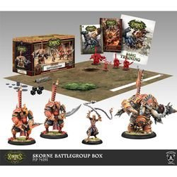 Privateer Press Hordes: Skorne Battlegroup Starter Box MKIII