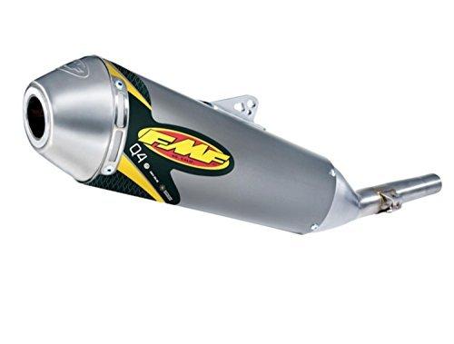 Fmf Q4 Spark Arrestor (FMF Racing Q4 Spark Arrestor Slip-On - Stainless Midpipe, Material: Aluminum 042321 by FMF)