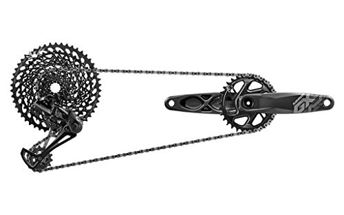 (SRAM Group Kit Gx Eagle Rd/Trigger-Shifter/Crank-170X32Gxp/Chain/Cass 10-50)