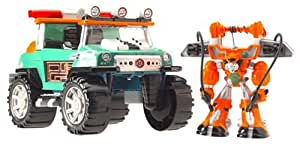 Fisher-Price Rescue Heroes: Robotz All-Terrain Vehicle