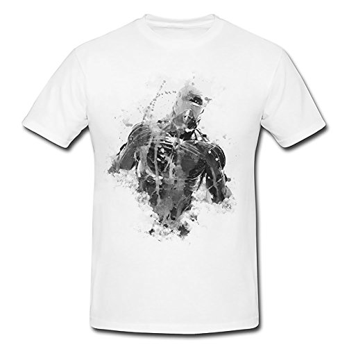 Crysis 4 T-Shirt Frauen, Mädchen mit stylischen Motiv von Paul Sinus