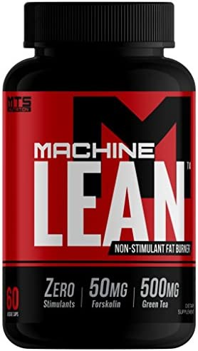 MTS Nutrition Machine Lean™ | 60 Capsules 1