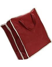 Niet-geweven stof opbergtas Organizer Portable Schoenen Garment Reisbagage Carry Pouch Holder